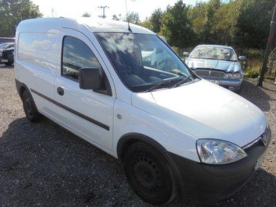 Vauxhall Combo Panel Van 1.3 CDTi 1700 ecoFLEX 16v Panel Van 3dr