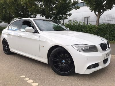 BMW 3 Series Saloon 2.0 318i Sport Plus Edition 4dr