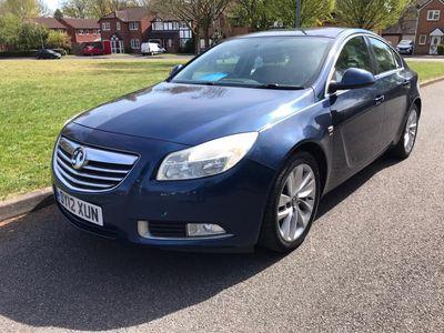 Vauxhall Insignia Hatchback 1.4 i 16v Turbo SRi (s/s) 5dr