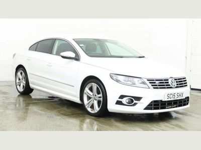 Volkswagen CC Saloon 2.0 TDI BlueMotion Tech R-Line 4dr