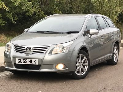 Toyota Avensis Estate 2.0 V-Matic TR M-Drive S 5dr