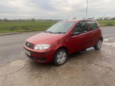 Fiat Punto Hatchback 1.2 8v Active 3dr