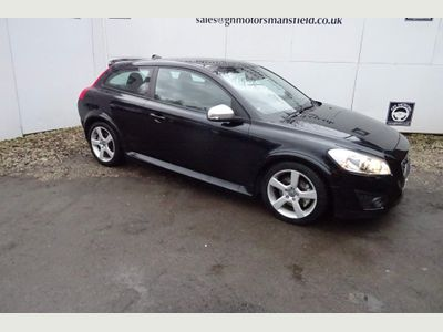 Volvo C30 Coupe 2.0 D3 R-Design Geartronic 2dr