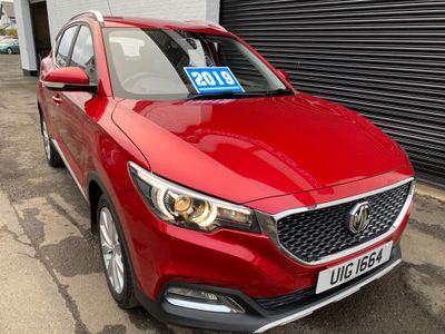 MG MG ZS SUV 1.0 T-GDI Excite Auto 5dr