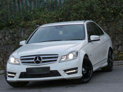 Mercedes-Benz C Class Saloon 2.1 C220 CDI BlueEFFICIENCY Sport 4dr