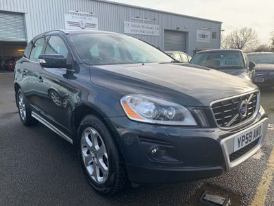 Volvo XC60 SUV 2.4 D DRIVe SE Lux 5dr
