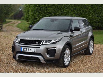 Land Rover Range Rover Evoque SUV HSE Dynamic Lux Auto 2.0Si 4