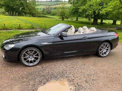 BMW 6 Series Convertible 3.0 640i SE 2dr