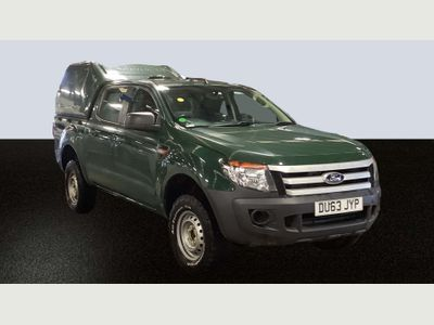 Ford Ranger Pickup 2.2 TDCi XL Double Cab Pickup 4x4 4dr (EU5)