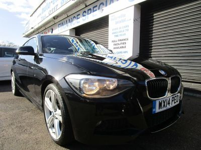 BMW 1 Series Hatchback 2.0 120d M Sport Sports Hatch (s/s) 3dr