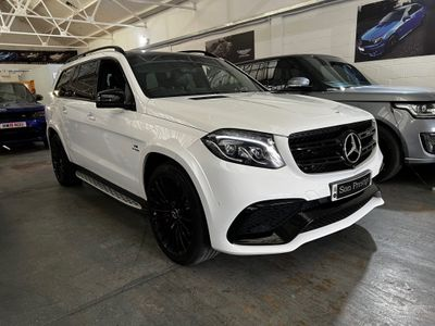 Mercedes-Benz GLS Class SUV 5.5 GLS63 V8 AMG SpdS+7GT 4MATIC (s/s) 5dr