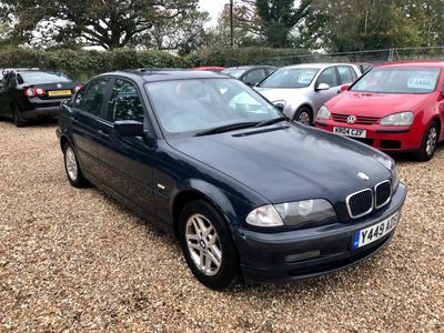 BMW 3 Series Saloon 1.9 318i SE 4dr