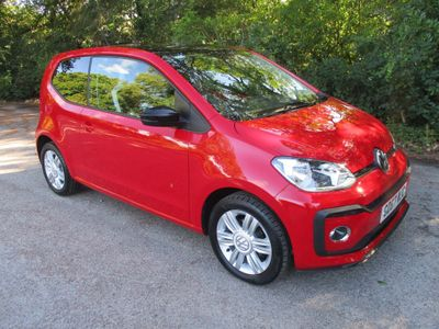 Volkswagen up! Hatchback 1.0 High up! (s/s) 3dr