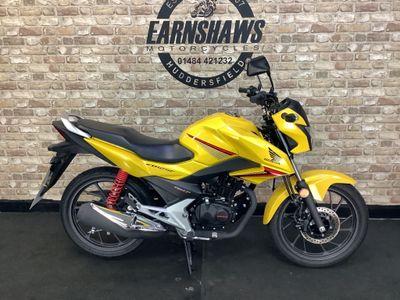 Honda CB125F Naked 125 F Naked