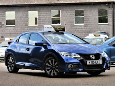 Honda Civic Hatchback 1.4 i-VTEC SE Plus (s/s) 5dr