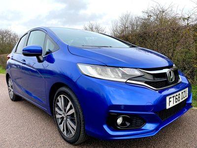 Honda Jazz Hatchback 1.3 i-VTEC EX CVT (s/s) 5dr