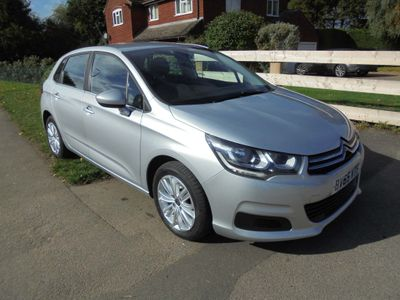 Citroen C4 Hatchback 1.6 BlueHDi Feel 5dr