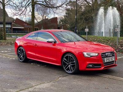 Audi S5 Coupe 3.0 TFSI S Tronic quattro 3dr