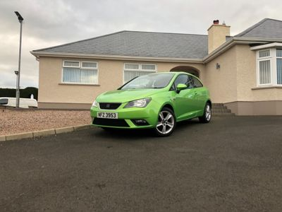 SEAT Ibiza Hatchback 1.4 Toca SportCoupe 3dr