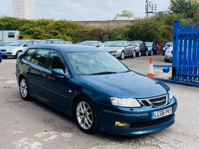 Saab 9-3 Estate 2.0 T Aero SportWagon 5dr
