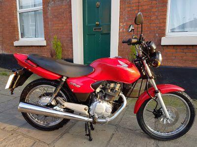 Honda CG125 Naked 125