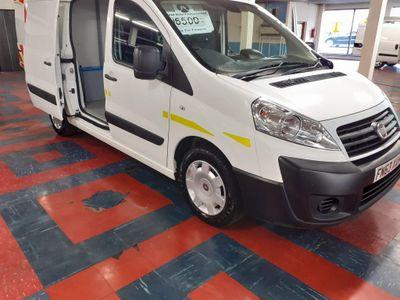 Fiat Scudo Panel Van 2.0.JTD Multijet L2Hi Panel Van 6 Doors