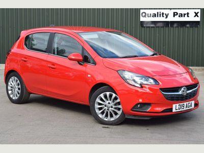 Vauxhall Corsa Hatchback 1.4i SE Nav (s/s) 5dr