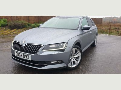 SKODA Superb Estate 2.0 TDI SE L Executive (s/s) 5dr