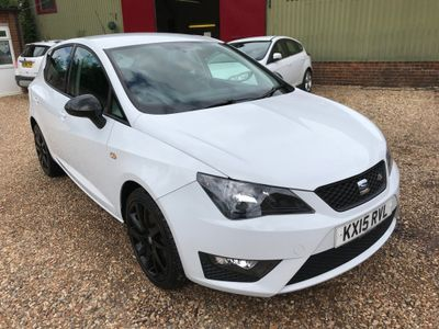 SEAT Ibiza Hatchback 1.4 TSI ACT FR Black (s/s) 5dr