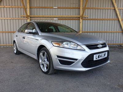 Ford Mondeo Hatchback 1.6 TDCi ECOnetic Titanium (s/s) 5dr