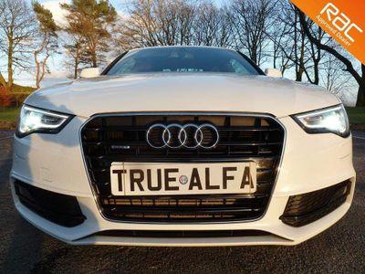 Audi A5 Coupe 2.0 TFSI S line S Tronic quattro 2dr