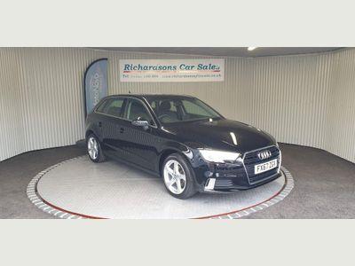 Audi A3 Hatchback 1.6 TDI Sport Sportback (s/s) 5dr