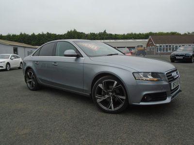 Audi A4 Saloon 2.0 TDI SE Multitronic 4dr