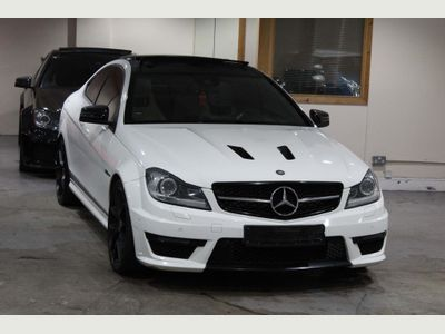 Mercedes-Benz C Class Coupe 6.3 C63 AMG Edition 507 MCT 2dr