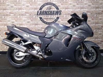 Honda CBR1100XX Super Blackbird Tourer 1100 XX-V Super Blackbird