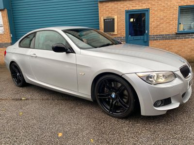 BMW 3 Series Coupe 3.0 335i Sport Plus DCT 2dr