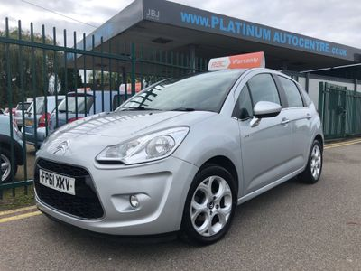 CITROEN C3 Hatchback 1.6 e-HDi Airdream Exclusive 5dr
