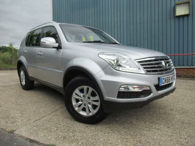 SsangYong Rexton SUV 2.2 TD SE 4x4 5dr