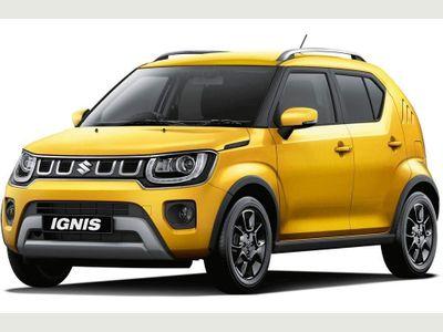 Suzuki Ignis Hatchback 1.2 Dualjet MHEV SZ5 CVT (s/s) 5dr
