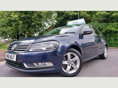 Volkswagen Passat Saloon 1.4 TSI BlueMotion Tech S DSG (s/s) 4dr