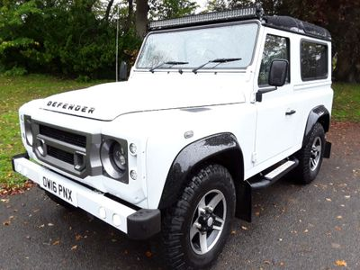 Land Rover Defender 90 SUV 2.2 TD Landmark Station Wagon 3dr