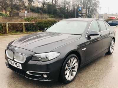 BMW 5 Series Saloon 2.0 520d Modern 4dr