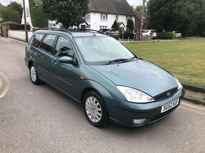Ford Focus Estate 1.8 i 16v Ghia 5dr