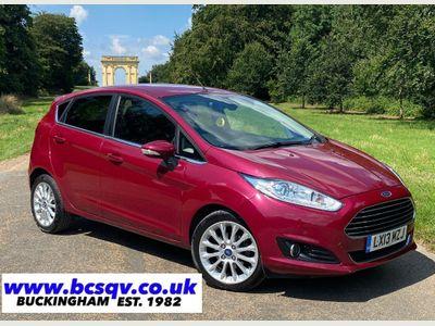 Ford Fiesta Hatchback 1.0 EcoBoost Titanium X (s/s) 5dr