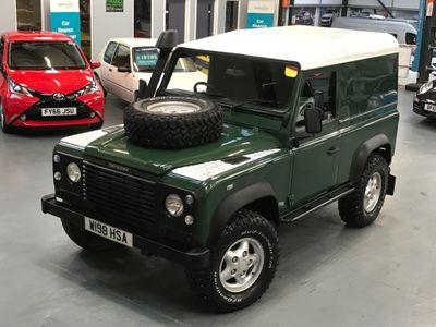 Land Rover Defender 90 SUV 2.5 TD5 Hard Top 3dr