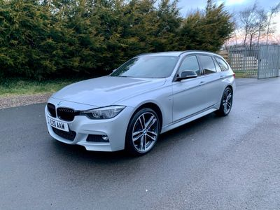 BMW 3 Series Estate 2.0 320d M Sport Shadow Edition Touring Auto xDrive (s/s) 5dr