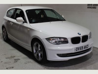 BMW 1 Series Hatchback 2.0 116i Sport Auto 5dr