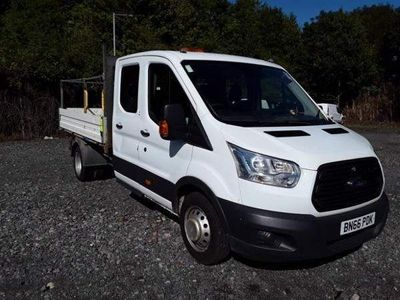 Ford Transit Chassis Cab 2.2 TDCi 470 1-Way Double Cab Tipper RWD L3 4dr