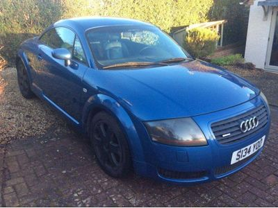 Audi TT Coupe 1.8 TURBO QUATTRO 225 BHP COUPE