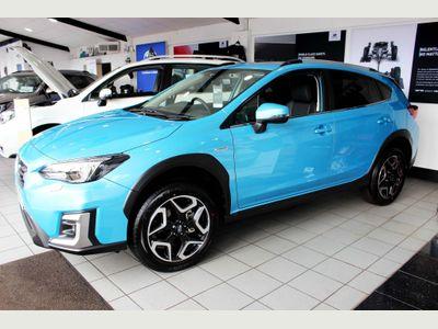 Subaru XV SUV 2.0 e-Boxer SE Premium Lineartronic 4WD (s/s) 5dr
